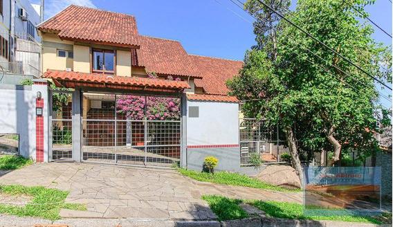 Villarinho Imóveis Vende Casa Em Condomínio - 2 Dormitórios - 145 M² Por R$ 490.000 - Tristeza - Porto Alegre/rs - Ca0604