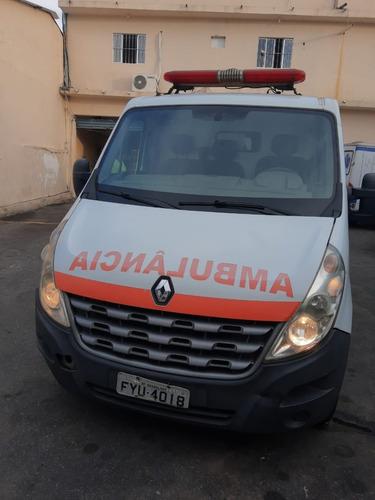 Ambulancia Master Uti 2015 130.000 Km