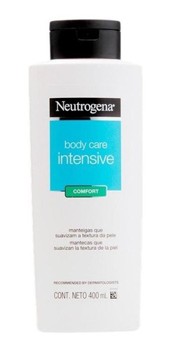 Loção Hidratante Neutrogena Body Care Confort 400ml
