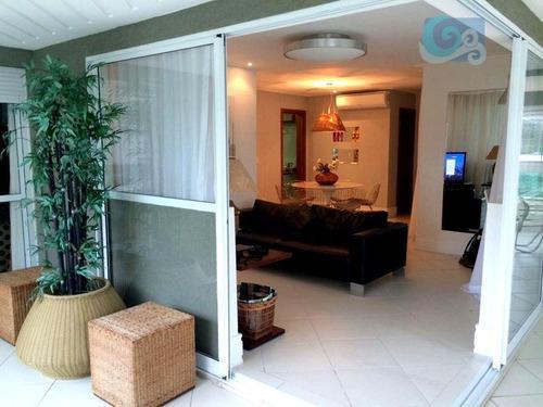Imagem 1 de 30 de Apartamento  À Venda, Praia Das Astúrias, Guarujá. - Ap4144