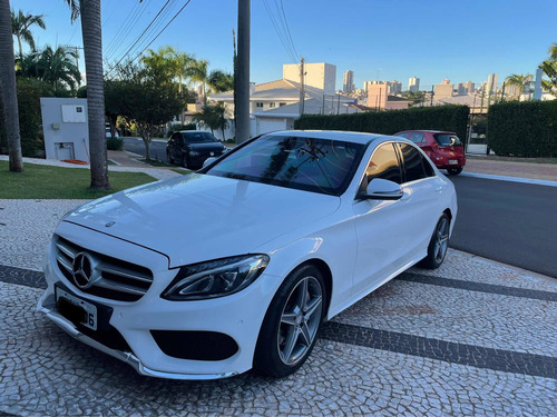 Mercedes-benz Classe C 2017 2.0 Sport Turbo 4p (br)