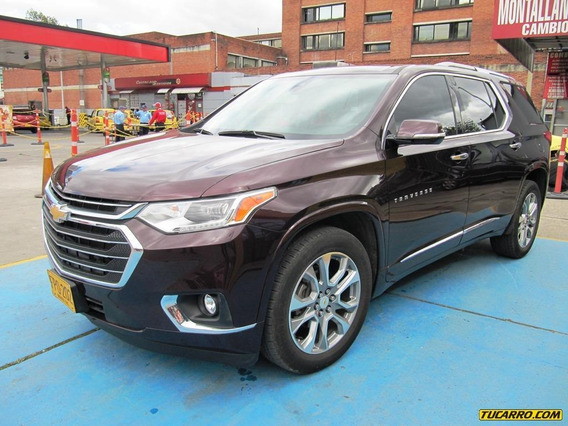 Chevrolet Traverse Premier Awd