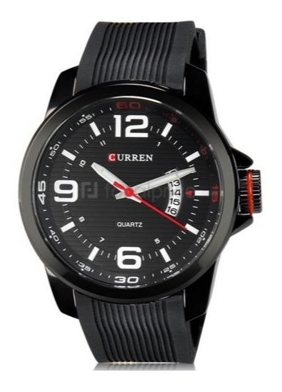 Relógio Masculino Curren Analógico Casual 8174