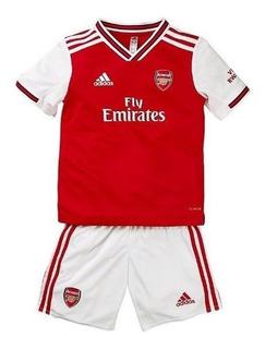 Camisa Ou Kit Infantil Arsenal Personalização E Frete Grátis