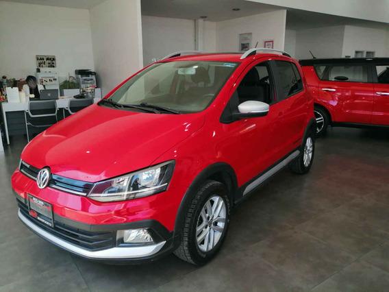 Volkswagen Crossfox 2016 5p Hb L4/1.6 Man
