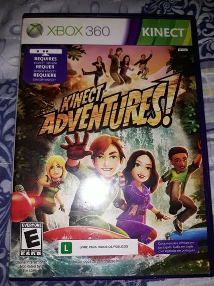 Kinect Adventure Original, Xbox 360, Xbox 360 Slim