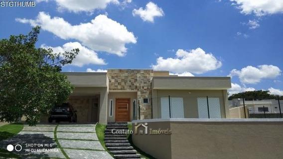 Cc-0171 Casa Térrea Condomínio Piscina Atibaia - Cc0171-1