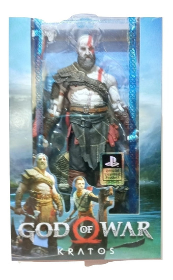 God Of War Kratos Neca 36 Puntos De Articulación