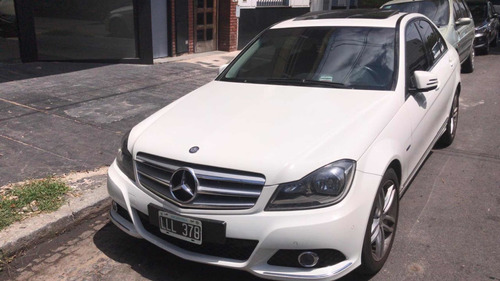 Mercedes-benz 250 C250 Blue Efficiency