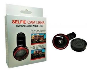 Kit Lentes Para Camera De Smartphone Universal 4x De Zoom