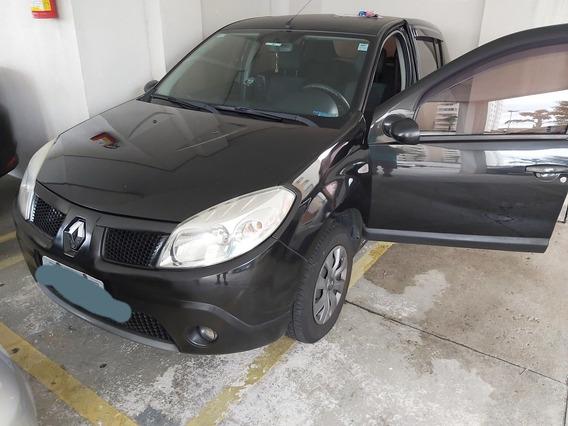 Renault Sandero 1.0 16v Expression Hi-flex 5p 2009