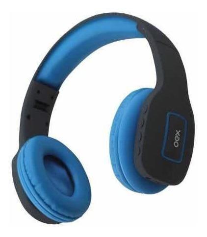 Oex Fone Headset Vibe Bluetooth C/microfone Dobravel Hs305
