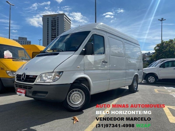 Sprinter 313 Furgao Com Arcondicionado Financio