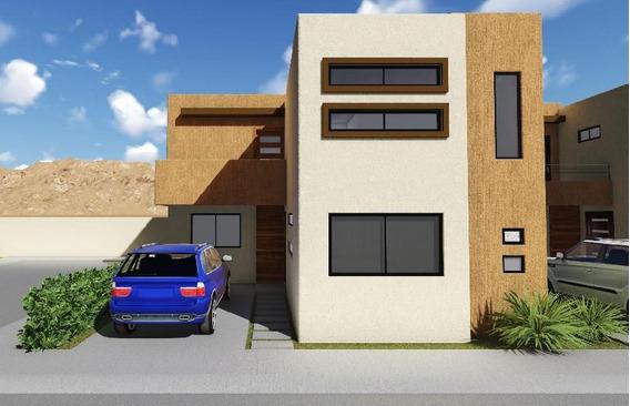 Casas En Pre-venta En Desarrollo Privado En Las Brisas, Ensenada B.c