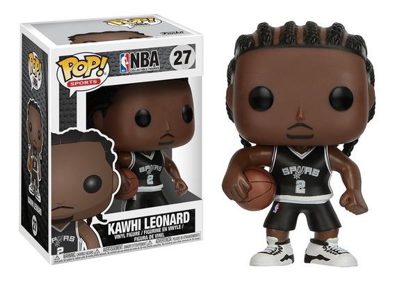 Funko Pop! Nba Kawhi Leonard - San Antonio Spurs