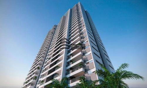 Apartamento Para Venda Em São Paulo, Tatuapé, 2 Dormitórios, 1 Suíte, 1 Vaga - 110845_1-1442533