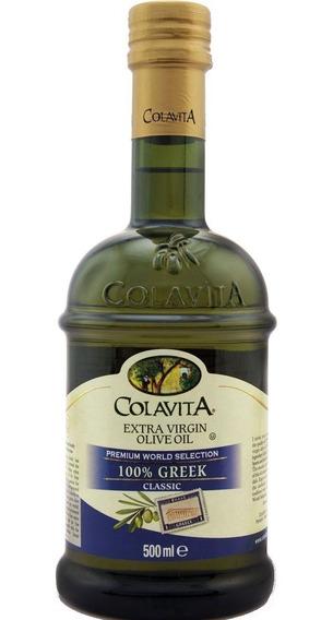 Azeite De Oliva Grego Extra Virgem Colavita 500ml