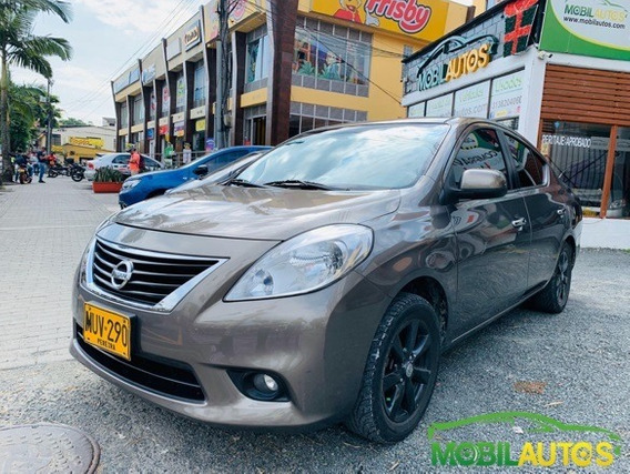 Nissan Versa Advance Fe 1.6 2013