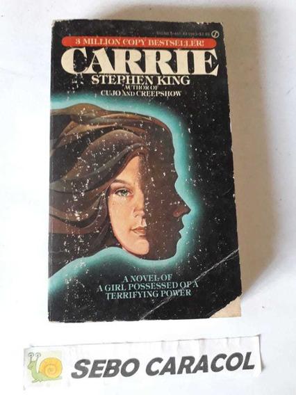 Carrie (em Inglês) - Stephen King