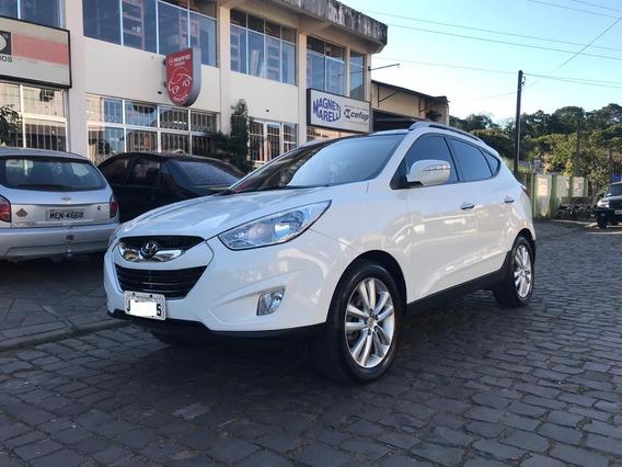 Hyundai Ix35 2.0 Gls 2wd Aut. 5p Top De Linha Com Teto Panor