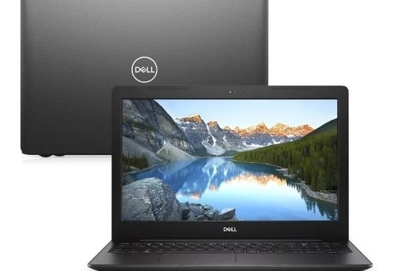 Notebook Dell Inspiron Wind 10