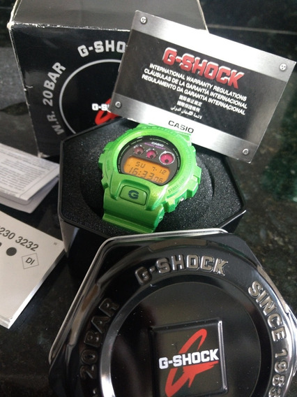 Relógio Casio G Shock Dw-6900nb 3