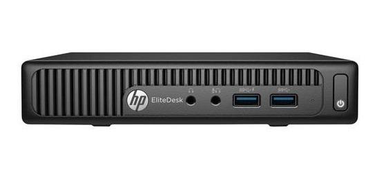 Computador Hp Elitedesk 705 G3 Mini Com Processador Amd Pro