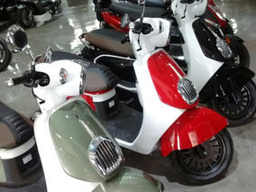 Daelim Besbi 125cc Negro The Scooter Market Sauma Motos