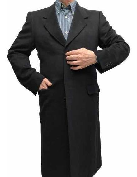 Sobretodo Gabán Hombre Talle 48 M Italiano Nuevo Sin Etiquet