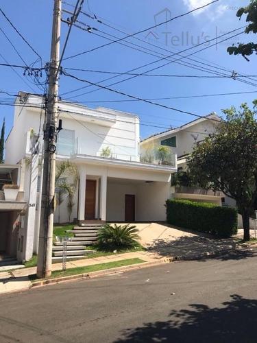 Sobrado 3 Suítes Com Armários, Condomínio Vila Dos Inglezes, Sorocaba. - Ca0982