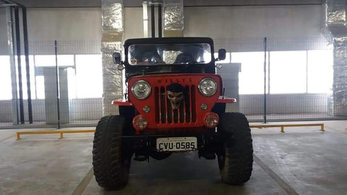 Jeep Willys  Overlan Willys