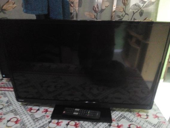 Smart Tv Led Semp Toshiba 32, Hd, Dtv, Hdmi E Usb - 32l2400