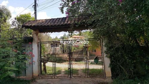Chácara Á Venda Com 2 Dorms, Vila Belmira, Itapevi - R$ 600 Mil - V4534