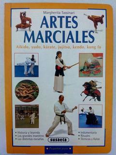 Artes Marciales. Margherita Tassinari. Susaeta