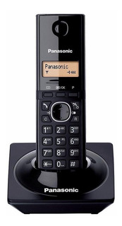 Teléfono inalámbrico Panasonic KX-TG1712 negro