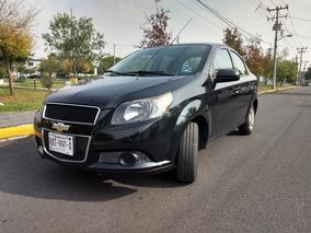 Chevrolet Aveo 1.6 Ls 4vel At 2013