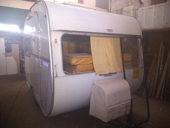Casa Rodante Caravan De 3mts De Largo Para 3 Personas