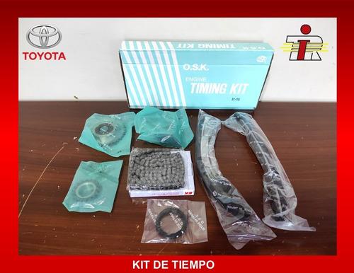Kit Cadena De Tiempo Corolla New Sensation 1.6-1.8 2003-2008