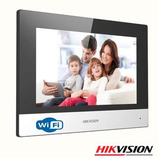 Monitor Wi-fi Hikvision Hk-ds-kh6320-wte