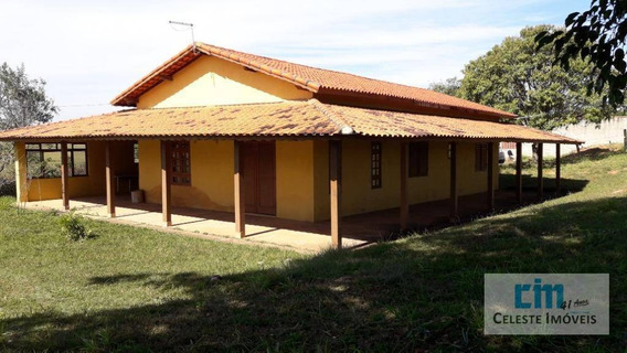 Chácara Com 4 Dormitórios À Venda, 2300 M² Por R$ 280.000 - Santa Cruz - Boituva/sp - Ch0101