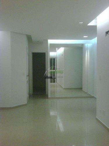 Apartamento Em Santos Bairro Campo Grande - V4334