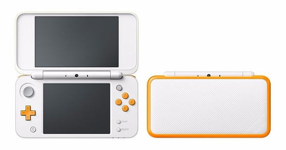 New Nintendo 2ds Xl + 180 Jogos + Case + Sd 32gb + Fbi