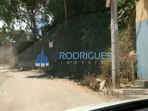 Terreno Com 4.300m² Situado À Rua Joaquim Ferreira, Principal Via Do Bairro Jardim Das Margaridas, Próximo Do Aeroporto E Do Shopping Litoral Norte. - Te00128