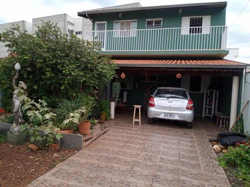 Casa Em Jardim Europa, Jaguariúna/sp De 270m² 5 Quartos À Venda Por R$ 580.000,00 - Ca958578