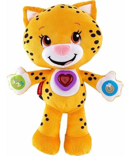 Peluche Tigre Kira Estimulación Bebé Juguete Fisher Price Lb