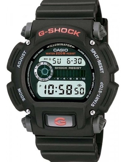 Relogio Casio G-shock Dw-9052-1v Original Nota Fiscal Caixa