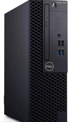 Imagem 1 de 2 de Cpu Dell Optiplex 3060 Sff  I5 8ºg 8gb Ssd 256gb Garantia