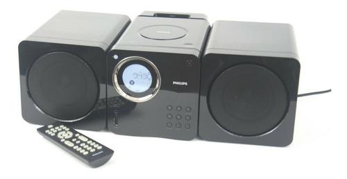 Equipo De Sonido Cubo Marca Philips Dcm109/37 Para Iphon