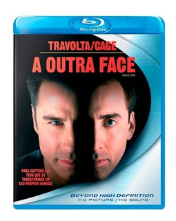Bluray A Outra Face - Raro - Lacrado