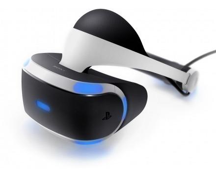 Oculos De Realidade Virtual Sony Cuh-zvr1 Ps4 Vr Bundle Worl
